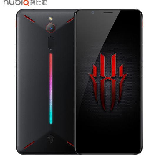 努比亚 红魔电竞游戏手机